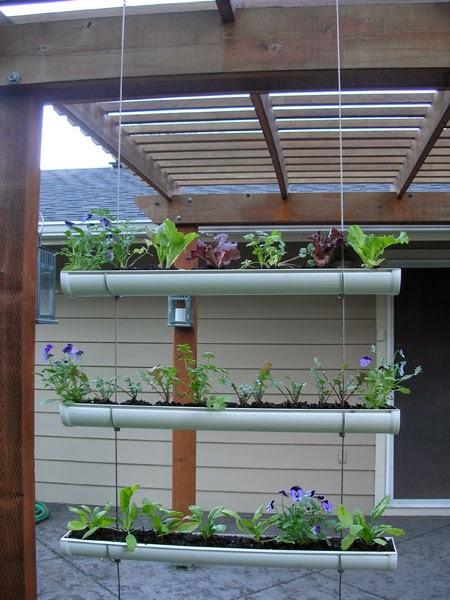 Passo a Passo jardim vertical com canos de PVC  Amagai Imóveis