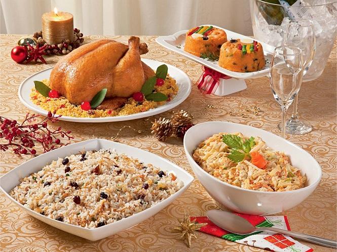 Ideias para decorar a mesa da ceia de Natal - Amagai Imóveis