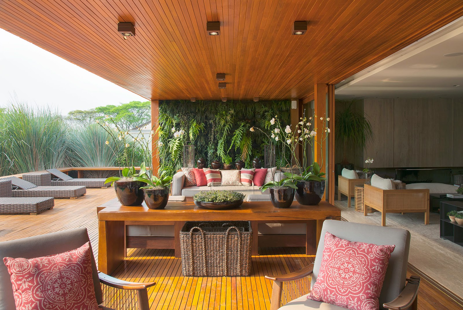 varanda sacada fechada decoradas modernas lindas apartamento decor  #C68C05 1600 1070