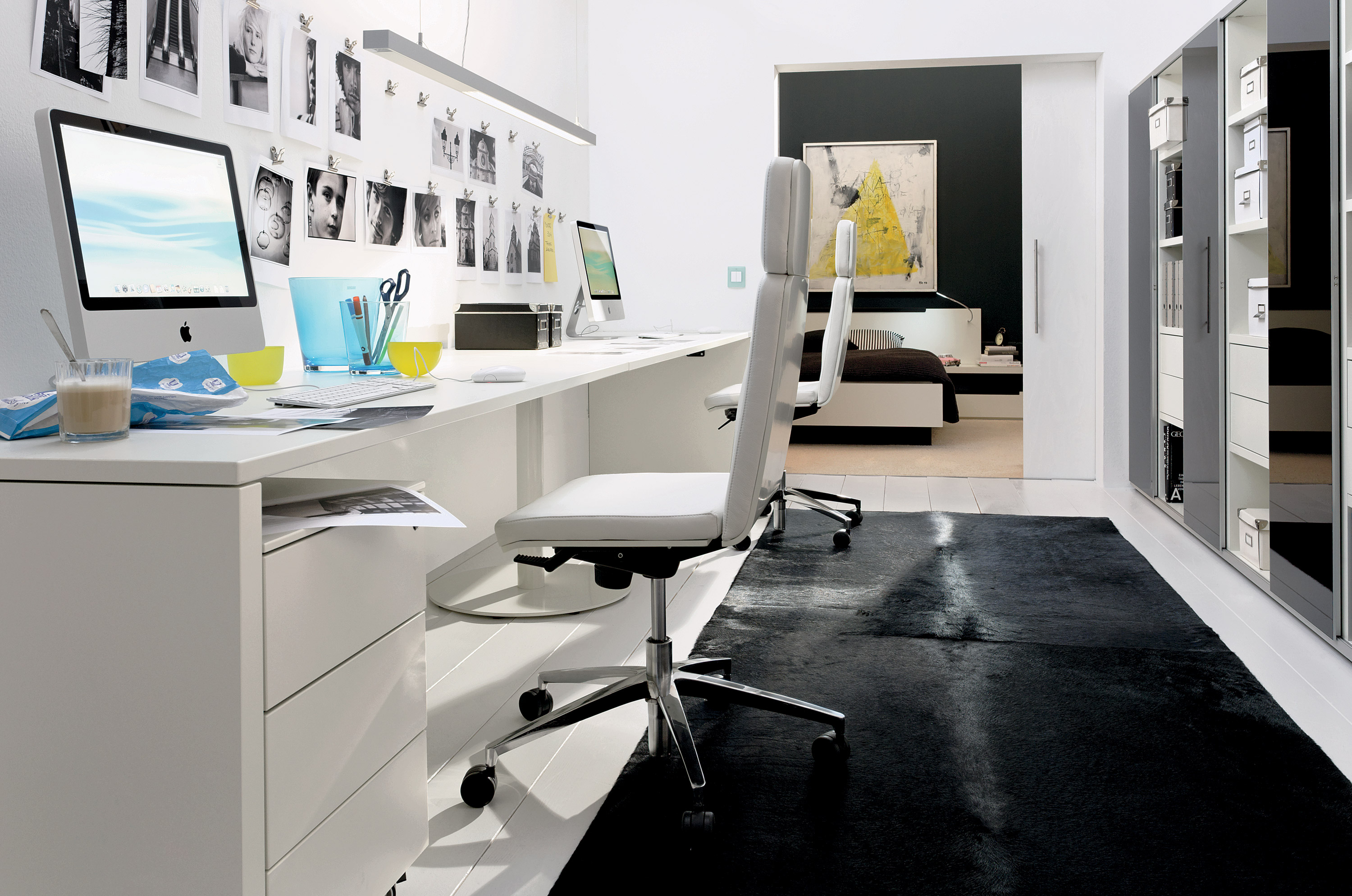 Tremendous Dicas Para Montar O Seu Home Office Amagai Imoveis Largest Home Design Picture Inspirations Pitcheantrous