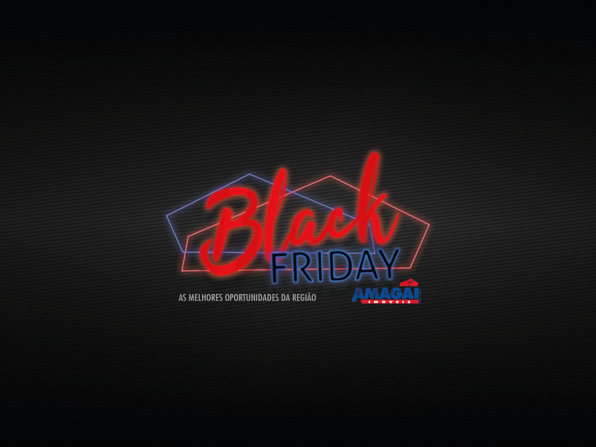 Black Friday Amagai Imóveis