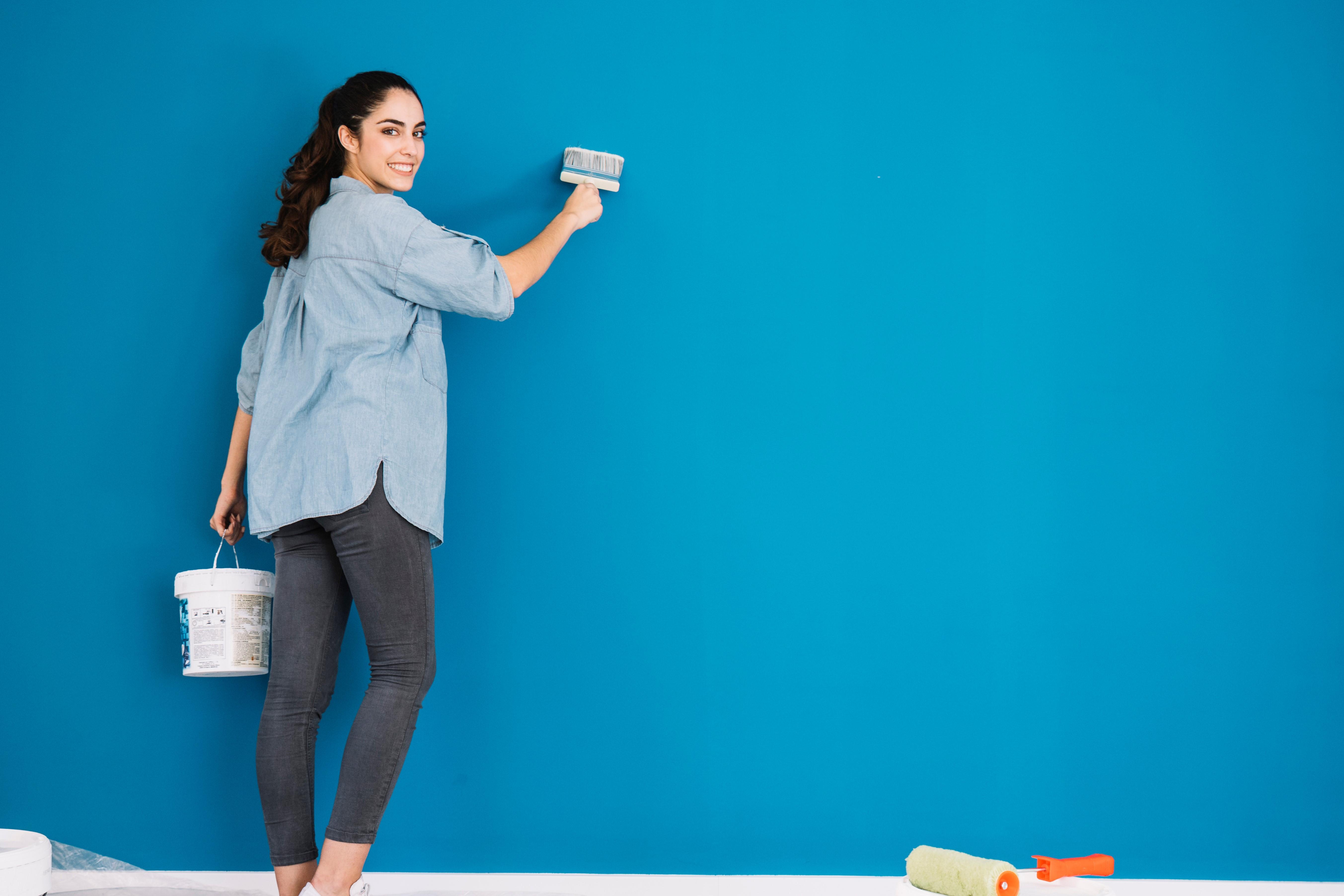 Dicas práticas de Como Pintar a casa sem dor de cabeça