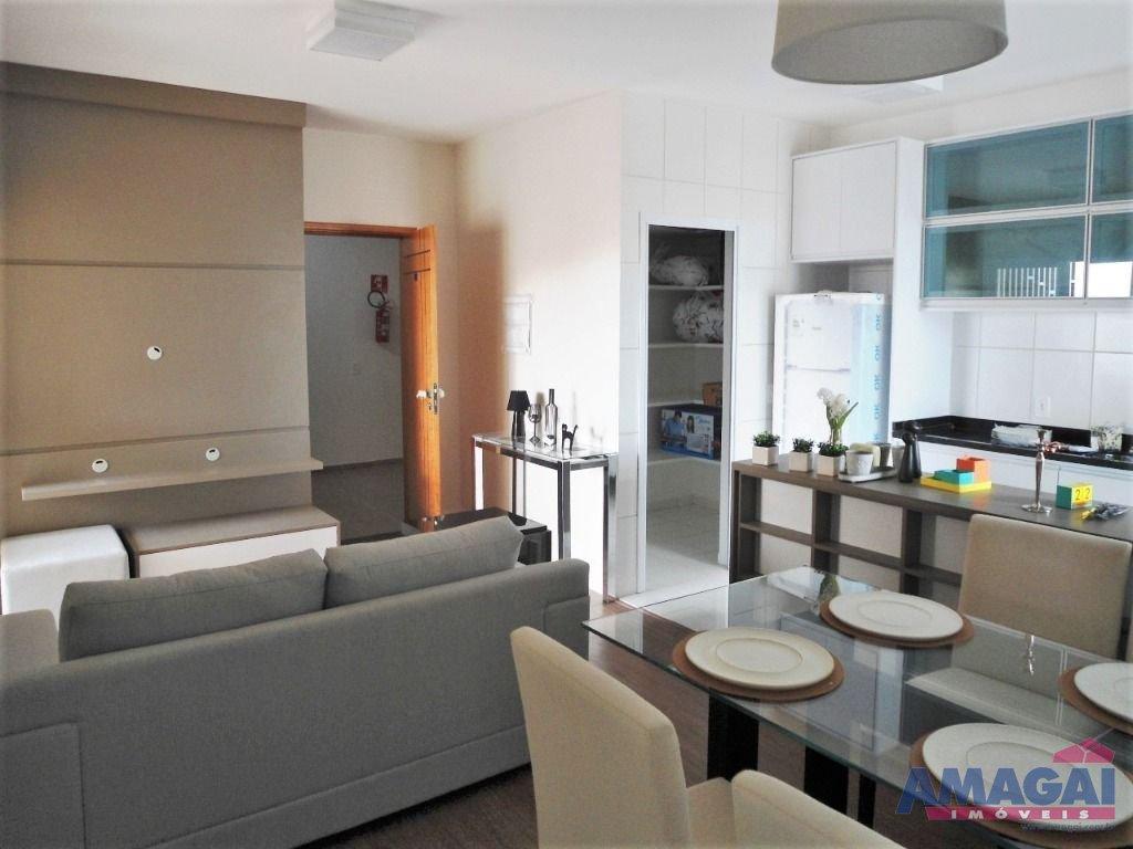 Apartamento Vila Aprazivel, Jacareí (107123)