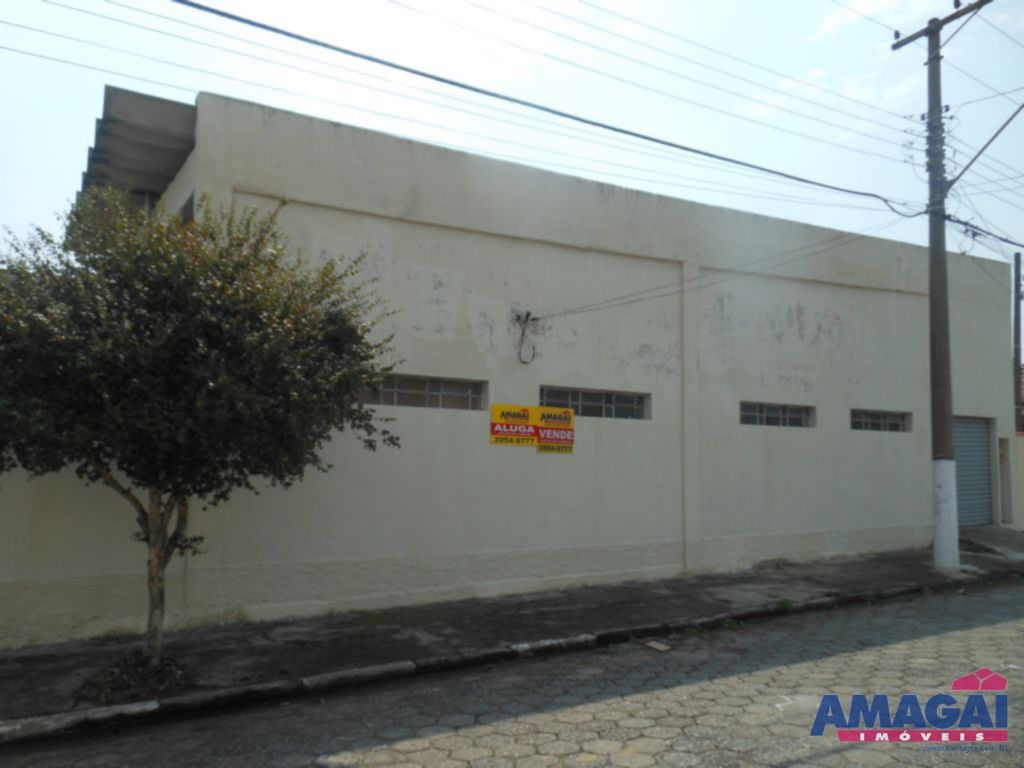 Galpão Jardim Santa Maria Jacareí