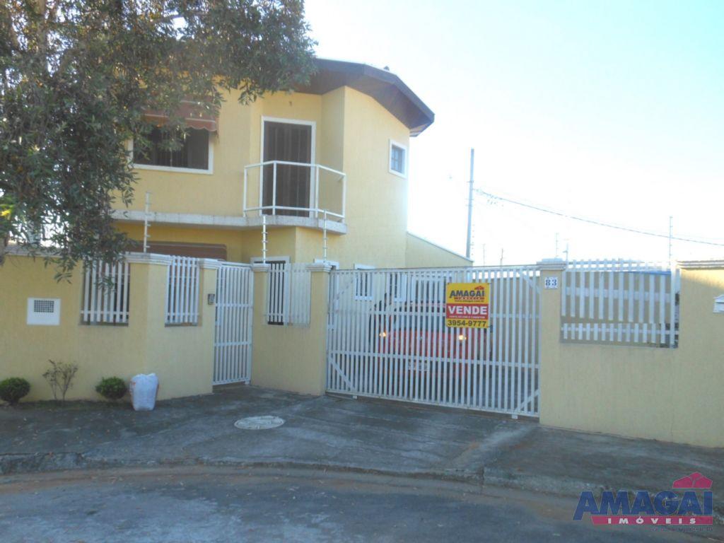 Sobrado Residencial Santa Paula Jacareí