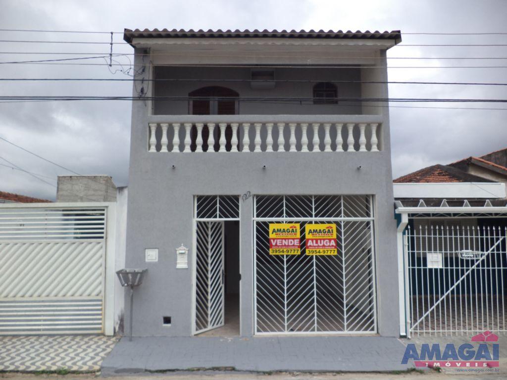 Sobrado Parque Santo Antonio Jacareí