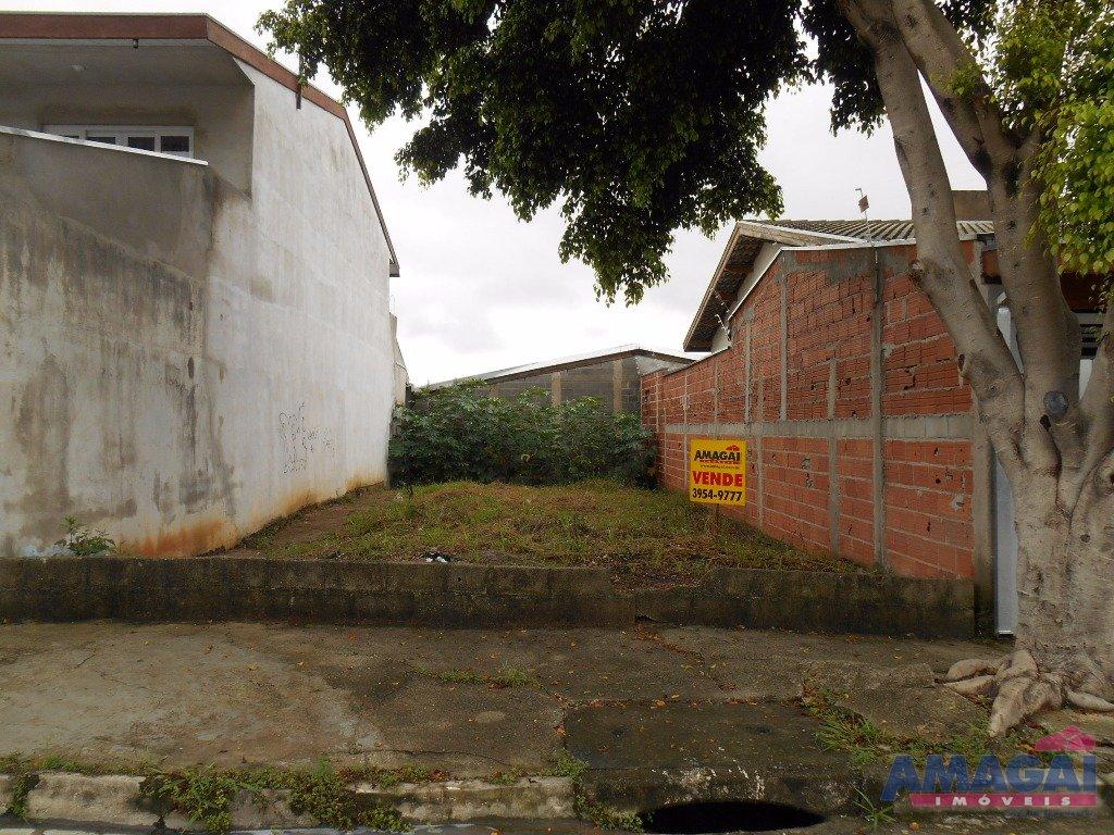 Terreno Residencial Santa Paula Jacareí
