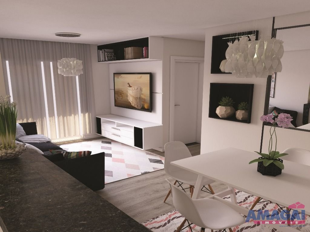 Apartamento Vila Aprazivel, Jacareí (119491)