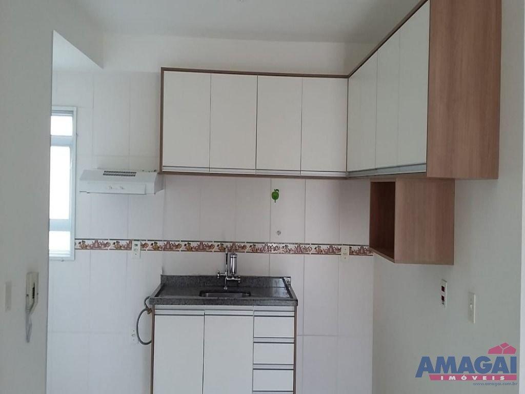 Apartamento Vila Formosa, Jacareí (120355)