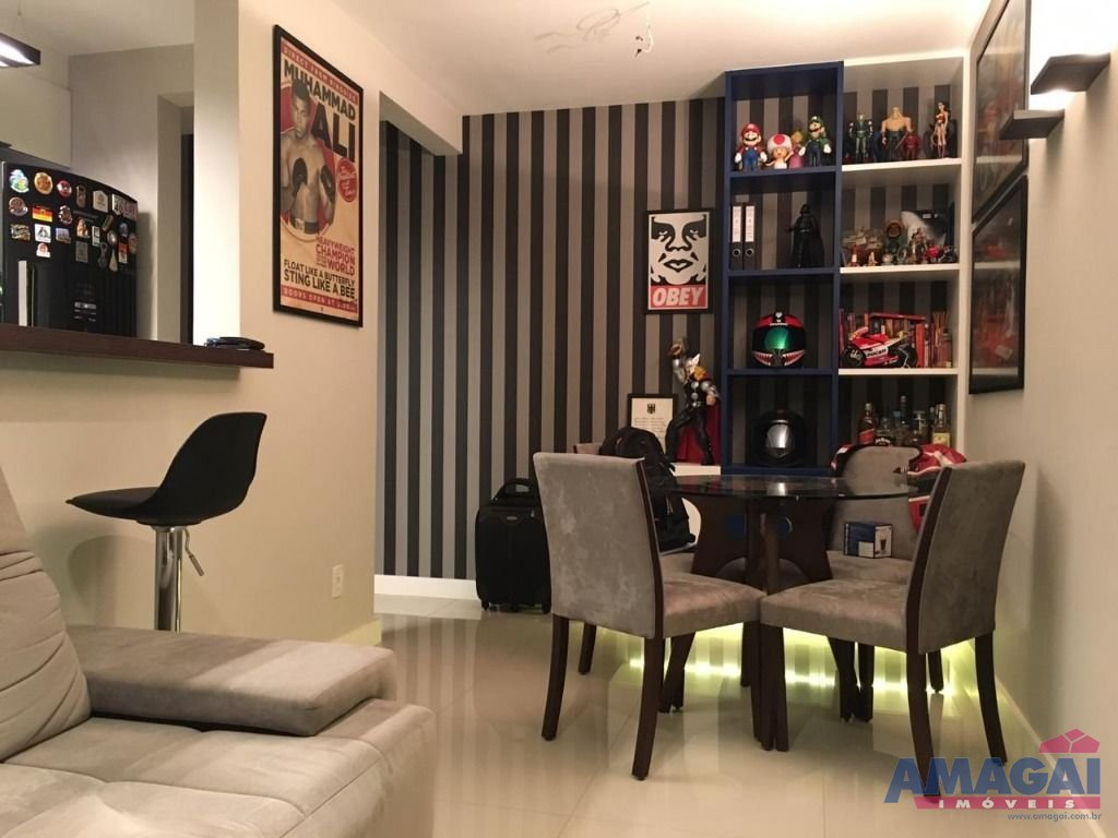 Apartamento Villa Branca, Jacareí (120476)