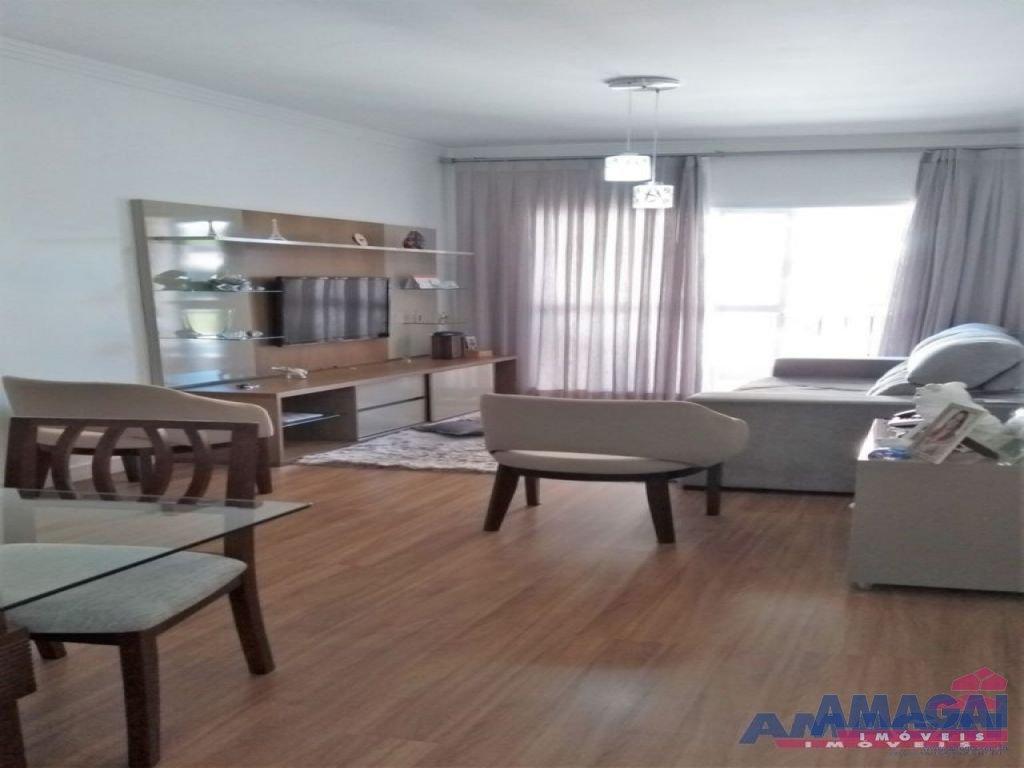 Apartamento Centro, Jacareí (120627)