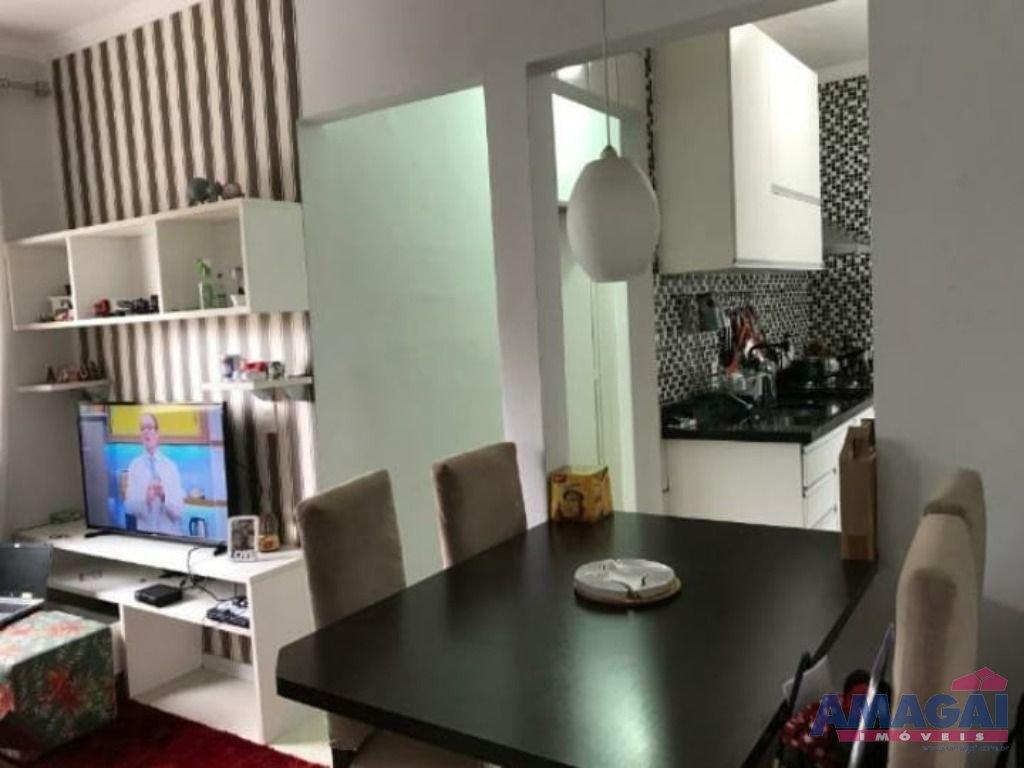 Apartamento Conjunto Residencial 31 de Março, São José Dos Campos (122114)