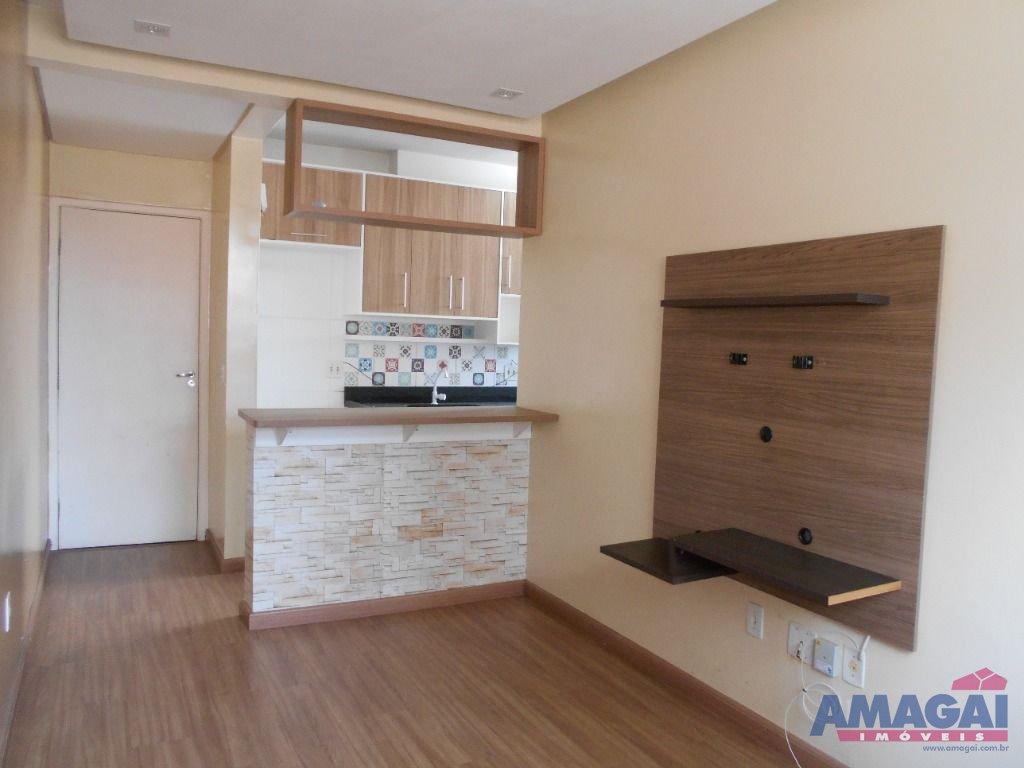 Apartamento Jardim California, Jacareí (122653)